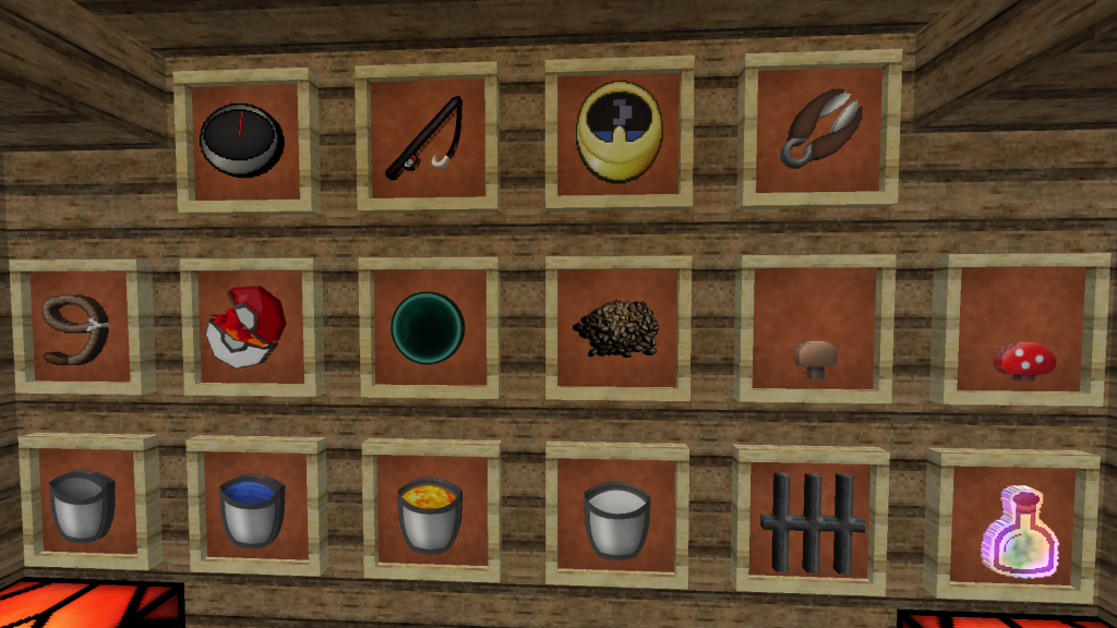 Minecraft PvP Texture Pack Poke Pack: Tools