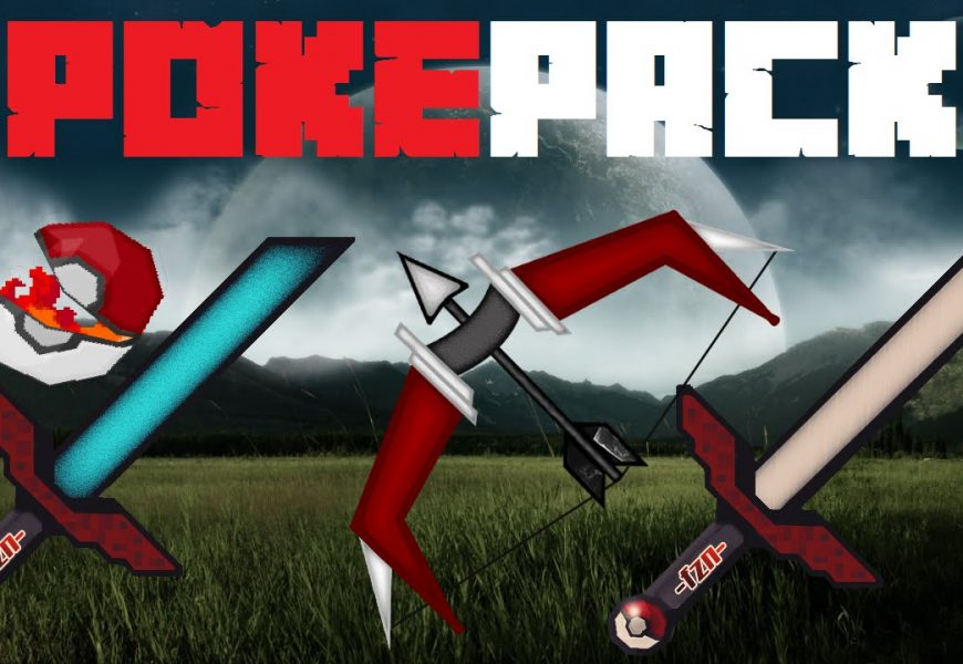 Minecraft PvP Texture Pack PokePack