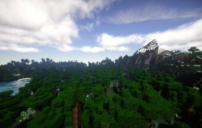 Realistic Adventure Resource Pack 1.10, 1.9.4