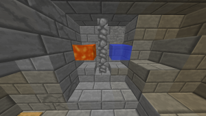 Faithful 64x64 Resource Pack: Water, Lava
