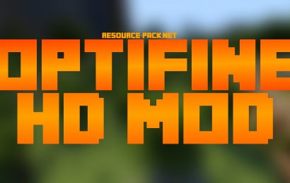 Optifine HD Mod 1.10.2/1.9.4