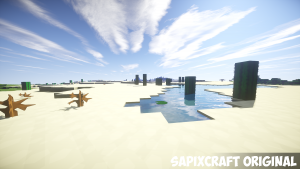 SapixCraft Resource Pack: Desert