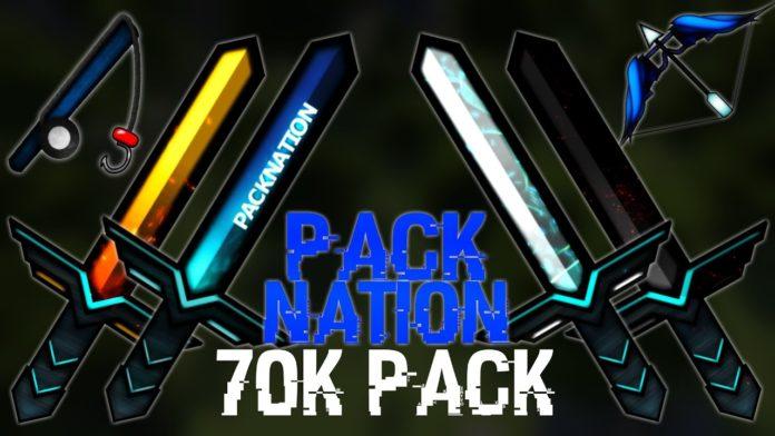 Pack Nation 70k Resource Pack